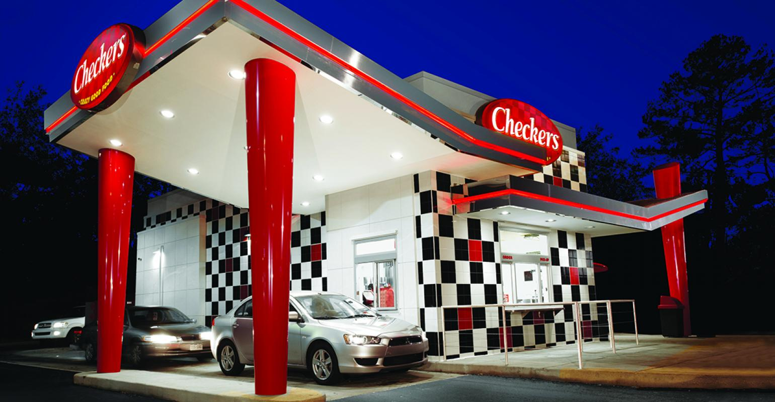 Checkers Drive-In Restaurants Inc