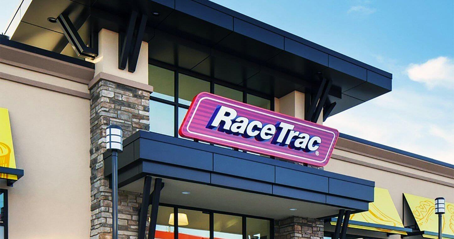 Racetrac outdoor