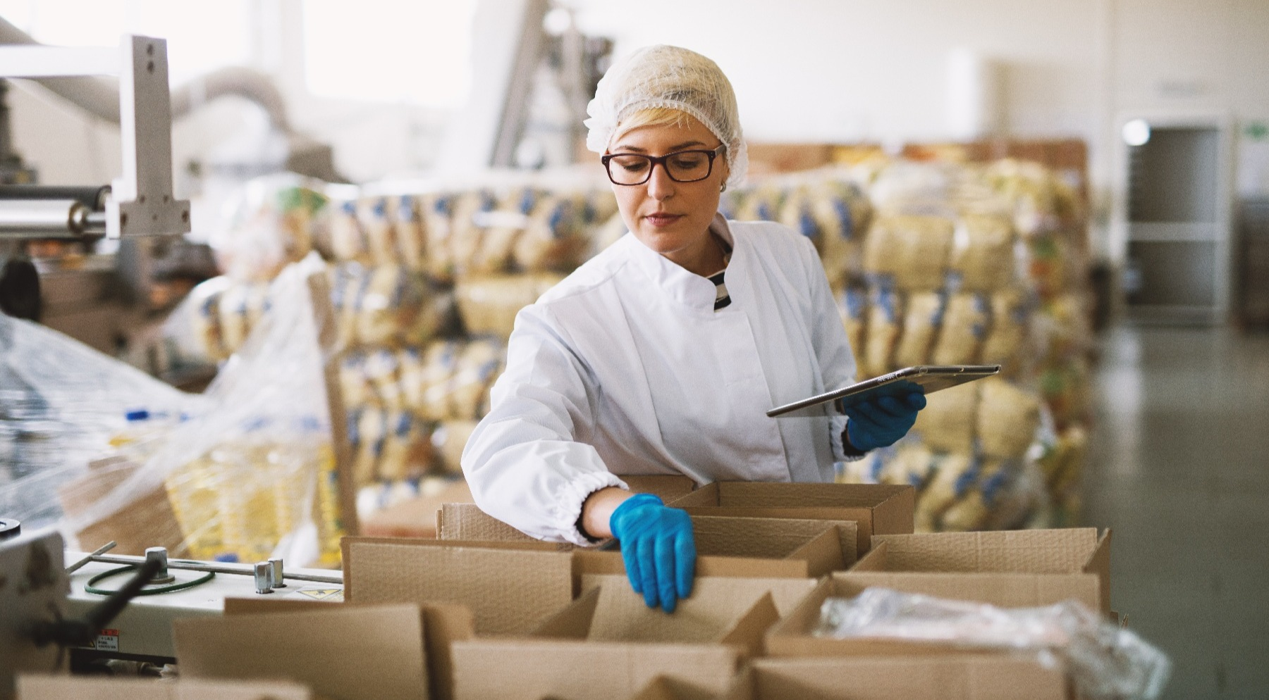 Four Ways to Manage the Complexities of Global Food Supply Chains