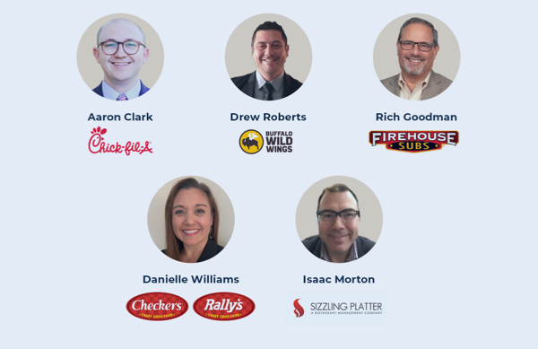 A roundtable webinar with industry leading restaurant brands